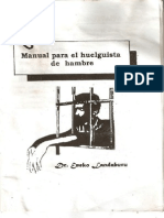 Manual del huelguista de hambre