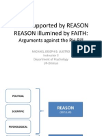 00. FAITH Supported by REASON