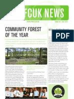 PEFC UK Newsletter (July 2011)