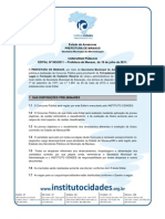 EDITAL Nº 003_2011_ADMINISTRATIVO_SEMED_MANAUS
