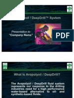 Avapolyoil Presentation