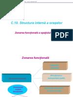 C10 Structura Interna a Oraselor