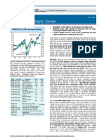 Daily FX Str Europe 27 July 2011