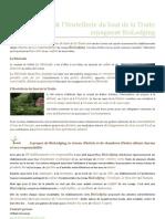 Communiqué de Presse - La Désirade et l'Hostellerie du Saut de la Truite rejoignent BioLodging