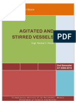 Agitated Vessels