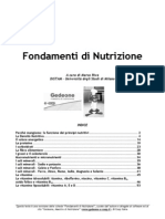 Nutrizione Booklet
