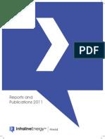 Reports Brochure-Infraline Energy