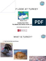 A Brief Look at Turkey-presentation