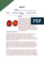 Mango003-Caracteristicas Generales Del Mango