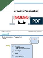 Basic Microwave Propagation
