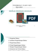 Silabus SMK 2011 / 2012