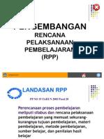 pengembangan RPP 2011 / 2012 Pendidikan Karakter Bangsa