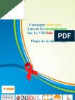 Rapport de la campagne estivale itinérante de sensibilisation sur le VIH.Sida.Wilaya d'Alger