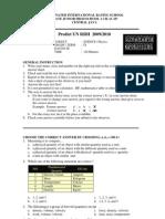 Prediksi UN SMP RSBI 2010(2)