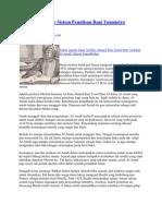 Al Amidi Pelopor Sistem Penulisan Bagi Tunanetra Sebelum Braille