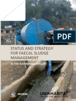 Status and Strategy for Faecal Sludge Management in The Kathmandu Valley