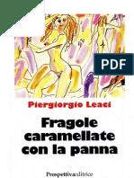 Fragole Caramel Late Con La Panna - Ultima Editazione