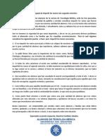 Solicitud de Imparticion de Ramos Para El Segundo Semestre - Tecnologia Medica