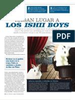 Los Ishii Boys
