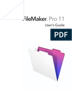 Fmp11 Users Guide
