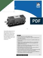 6920 Fiber Optic Receiver Station