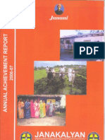 Janakalyan 10 Annual Report 2006-07