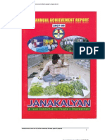 Janakalyan 11 Annual Report 2007-08