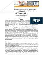 Participatory Evaluation