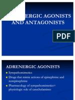 Adrenergics
