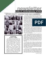 Newsletter 19 SUMMER 2005