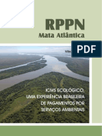 RPPN Mata Atlântica - Wilson Loureiro - 3ª edição - 2008