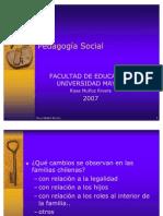Perfil Familias Chilenas Censo 2002