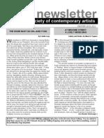 Newsletter 41 WINTER 2010-2011