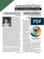 Newsletter 42 SPRING 2011