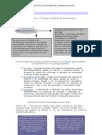 Conceito e prpatica de gestão de documentos