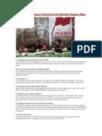 17 Alasan Mengapa Indonesia Sulit Menjadi Negara Maju