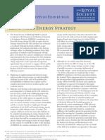 Renewable Energy Strategy