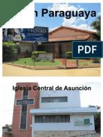 Iglesias de la (Unión Paraguaya)