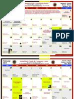 Austin Calendar