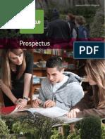 Ashfield Prospectus 2011-12