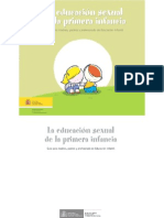Educacion Sexual Infancia Guia Padres y Educadores