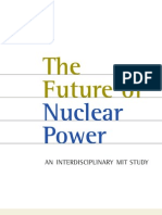 Future of Nuclear Power - MIT