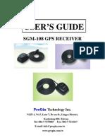 SGM 108 Manual en v1.0