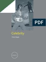 Rojek (2001) Celebrity