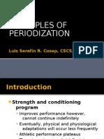 Periodization Report