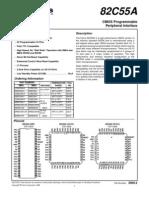 82C55 Datasheet