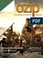 OZIP Magazine   July 2011
