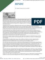 Price Volatility & Food Crises
