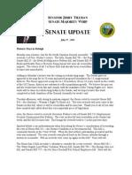 Newsletter 07 27