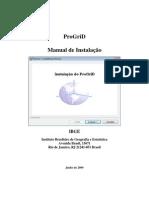 Manual de Instalacao ProGriD